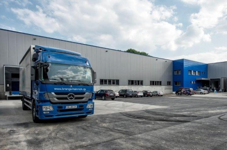 Bild von Brangs + Heinrich weiht neue Lager- und Produktionshallen ein