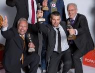 Verleihung der POPAI Awards in Düsseldorf