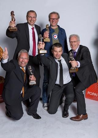 Photo of Verleihung der POPAI Awards in Düsseldorf