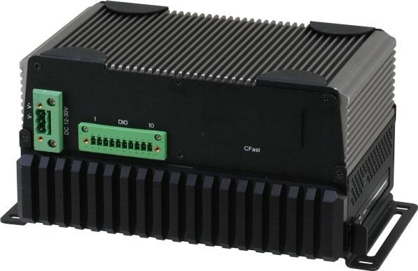 Bild von AEC-VS01 – 4-Kanal PoE Embedded PC für Video-Aufgaben