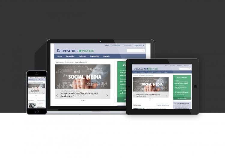 Photo of Relaunch datenschutz-praxis.de: modern und mobil optimiert