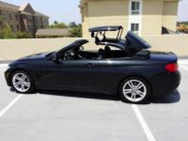 Bild von SmartTOP Zusatz-Verdecksteuerung für das neue BMW 4er Cabrio in Kürze erhältlich