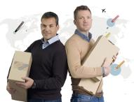 PackLink sichert sich 9 Mio. Dollar-Investition durch Accel Partners