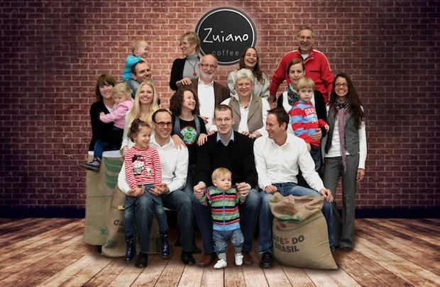 Bild von Familienunternehmen auf Erfolgskurs