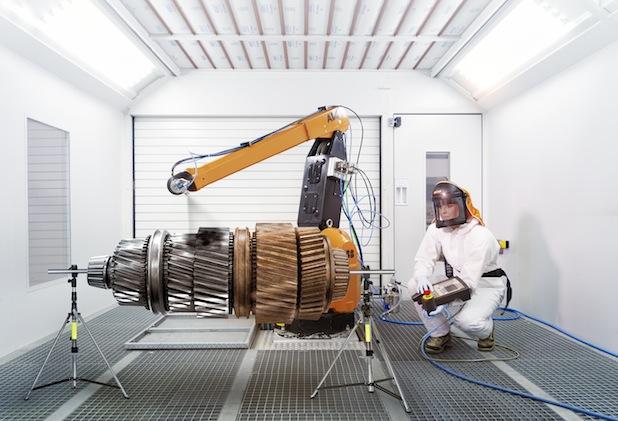 Photo of Neuer Gleitlack ermöglicht fettfreies Schmieren und Korrosionsschutz in einem