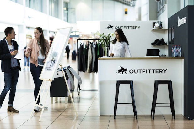 Photo of OUTFITTERY eröffnet Concept Store am Hamburg Airport