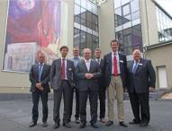 Mercateo weiht zum 10-jährigen Firmenjubiläum neues Bürogebäude ein