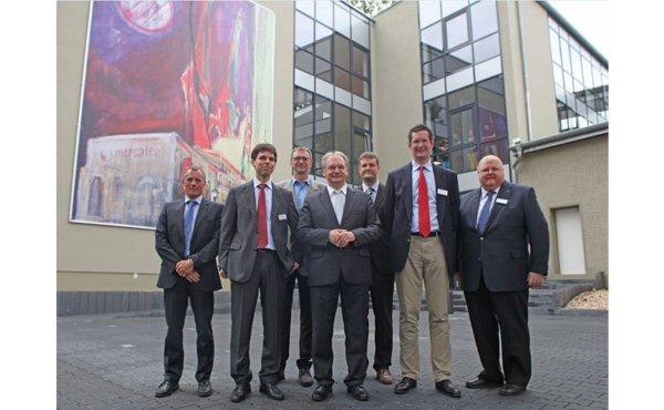Bild von Mercateo weiht zum 10-jährigen Firmenjubiläum neues Bürogebäude ein