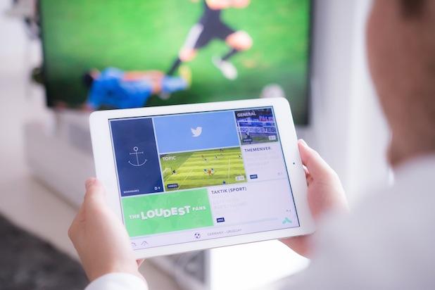 Photo of Das Fernsehen der Zukunft: Second Screen App 'Layzapp' geht weltweit an den Start