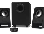 Logitech präsentiert Multimedia-Lautsprecher Z213