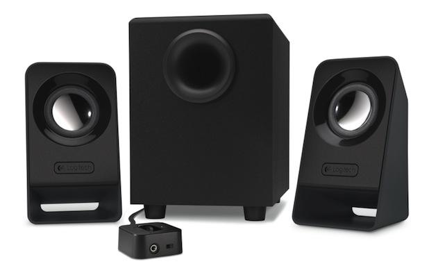 Bild von Logitech präsentiert Multimedia-Lautsprecher Z213