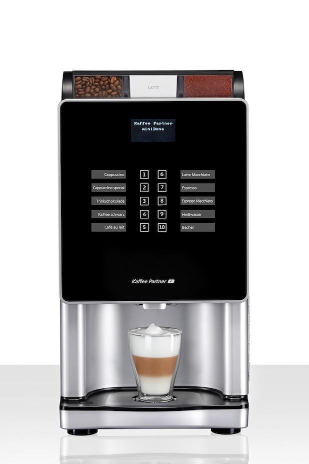 "Photo of ""miniBona"": Großer Kaffeegenuss auf kleinstem Raum"
