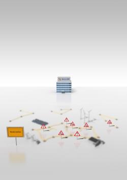 Netze BW_Infografik_Netz ohne Dezentrale Netzintelligenz