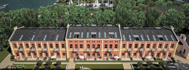 Photo of Erfolgreicher Verkaufsstart denkmalgeschützter Wohnungen auf der Parkinsel Eiswerder