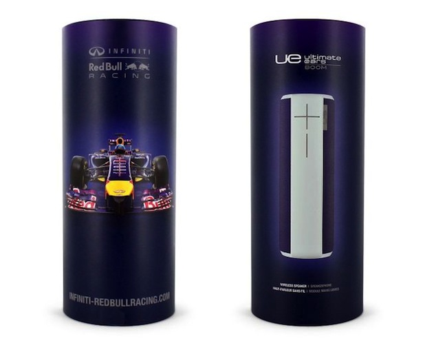 Bild von Es wird laut: Ultimate Ears und Infiniti Red Bull Racing kooperieren zur Formel 1