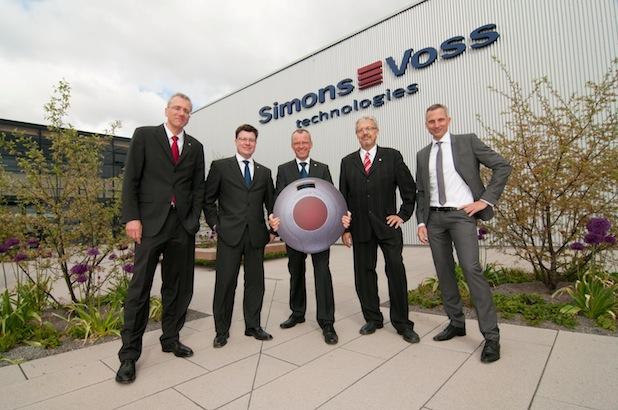 Bild von SimonsVoss erfolgreich nach ISO 14001 zertifiziert.