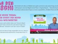"""""""Frag den Buschi!"""": Telekom launcht neues Kinder-Wissensformat für Sport"""