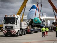 DB Schenker bringt 141-Tonnen-Zylinder von Berlin nach Kanada
