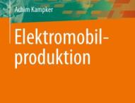 Elektromobilproduktion: Deutschland als Schlusslicht?