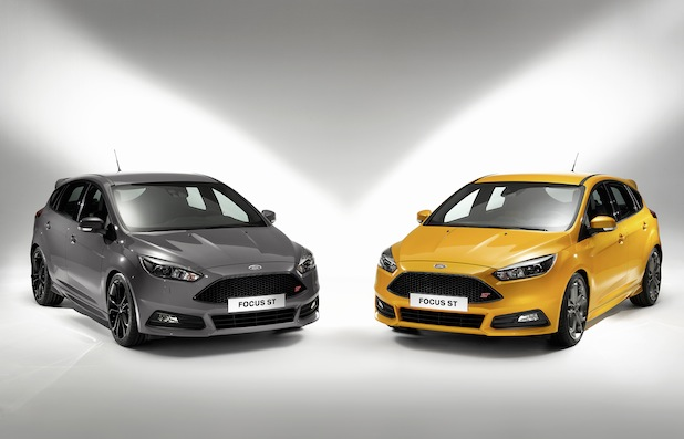 Photo of Weltpremiere des neuen Ford Focus ST beim Goodwood Festival of Speed