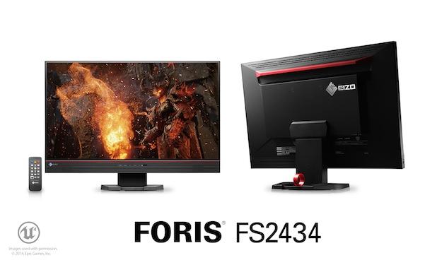 Photo of Smart, smarter, EIZO: Der neue Gaming-Monitor FORIS FS2434