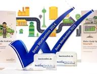 """kautionsfrei® sichert sich auch 2014 BankingCheck Award als """"Beste Mietkaution"""""""