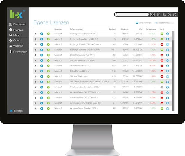 Photo of Gebrauchte Software: li-x startet Handelsbörse für Lizenzen