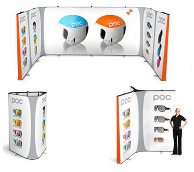 Photo of Expand LinkWall – der innovative mobile Messestand