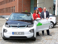 AIDA Cruises erweitert Fuhrpark um Elektro-Autos