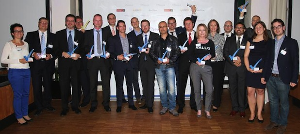Bild von BankingCheck Award 2014