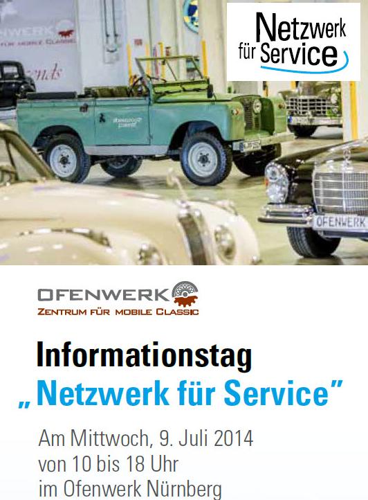 """Photo of """"Netzwerk für Service"""" am 9. Juli 2014 in Nürnberg"""