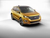 Ford Edge: Das hochmoderne SUV-Topmodell kommt 2015