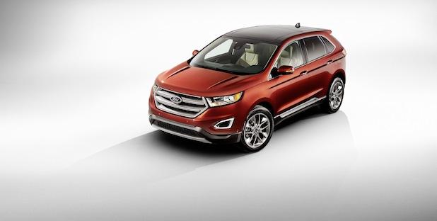Photo of Ford will mit neuem, hochmodernen Topmodell Edge stärker profitieren