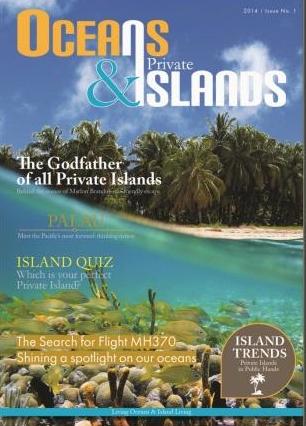 Bild von Neues Online-Magazin über die faszinierende Welt der Ozeane und Inseln
