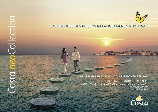 Photo of Costa erweitert Slow Cruise Angebot auf drei Schiffe