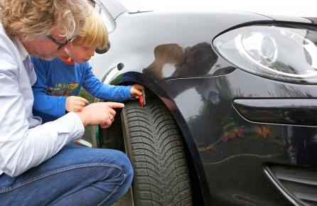 Photo of Abgefahrene Reifen sind kein Kavaliersdelikt