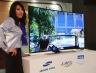 Display Week 2014: Samsung Display zeigt gebogene Displays und andere technologische Weiterentwicklungen