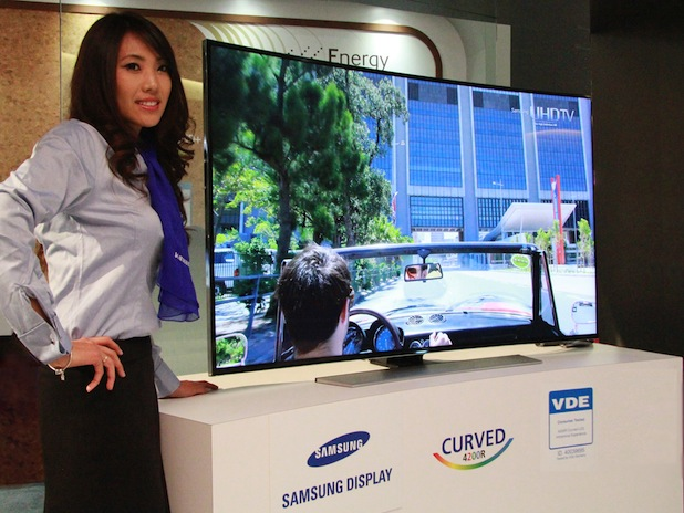 Photo of Display Week 2014: Samsung Display zeigt gebogene Displays und andere technologische Weiterentwicklungen