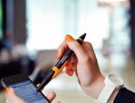 Der Stift für die Smartphone-Generation