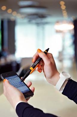 Bild von Der Stift für die Smartphone-Generation
