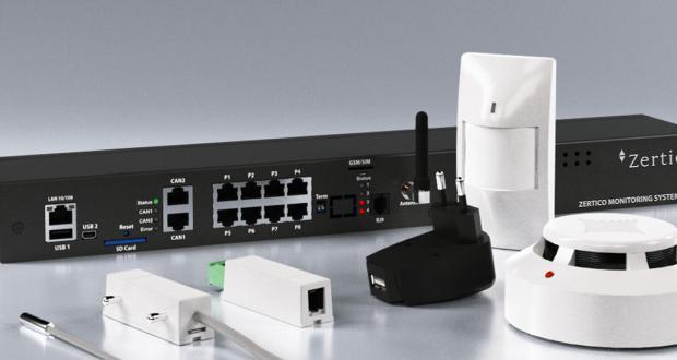 Photo of Temperaturüberwachung im Serverraum mit Zertico Monitoring Hardware
