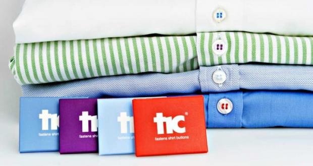 Photo of Tic Shirt Buttons Knopfbefestiger neu im Red Dot Shop
