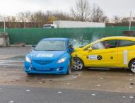 Crashtests 2014: Vom Sicherheitsgurt zum Autopiloten