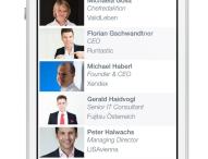 ÜBERALL App Congress in Wien erstmals mit eigener Konferenz-App