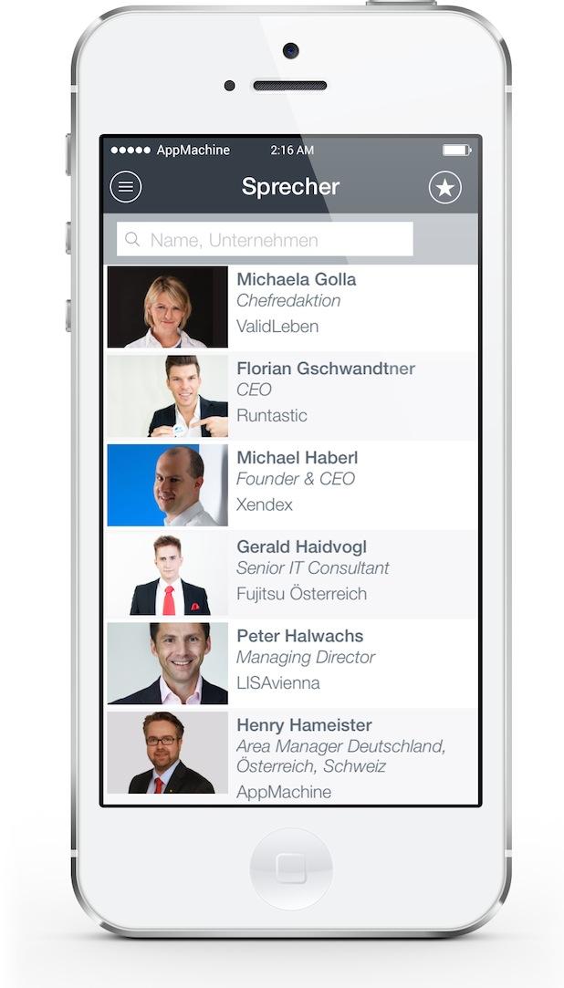 Photo of ÜBERALL App Congress in Wien erstmals mit eigener Konferenz-App