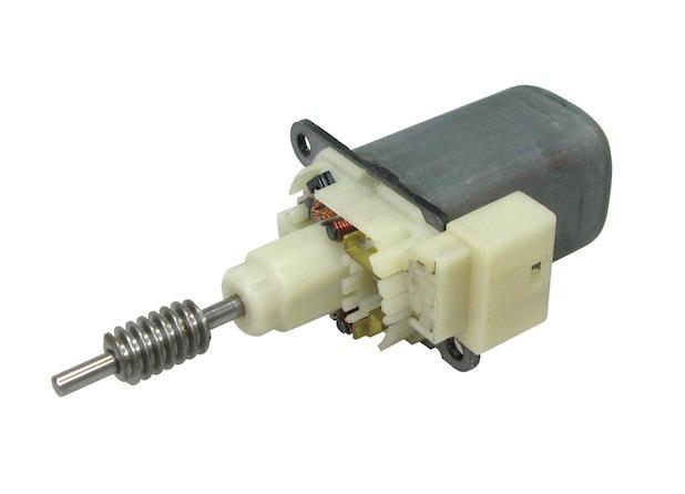 Bild von Verriegelungsmotoren für elektrische Heckklappen von Johnson Electric