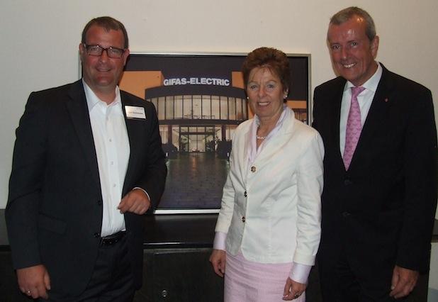Photo of Wirtschaftssymposium mit Dr. Angelica Schwall-Dürenv