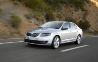 SKODA Octavia Limousine jetzt auch mit traktionsstarkem Allradantrieb erhältlich