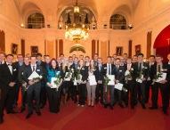 WAGO-Stiftung würdigt hervorragende Ausbildungsabschlüsse