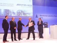 Mercedes-AMG erhält Auszeichnung der Bundesvereinigung Logistik